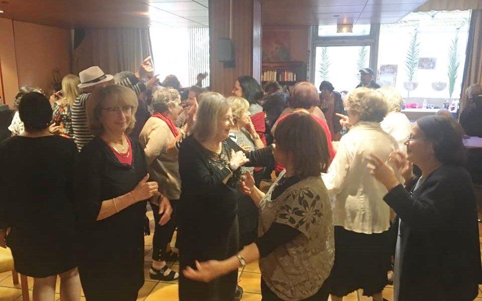 La fête de Souccoth dans les établissements de la Fondation