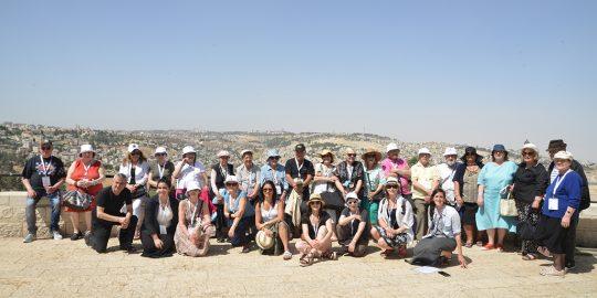 Egayer la Vie de nos Aînés, un beau programme en Israël