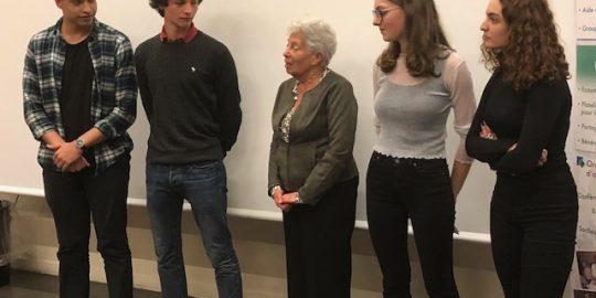 Le programme De Bouche à Oreille 2018 au Lycée Montaigne